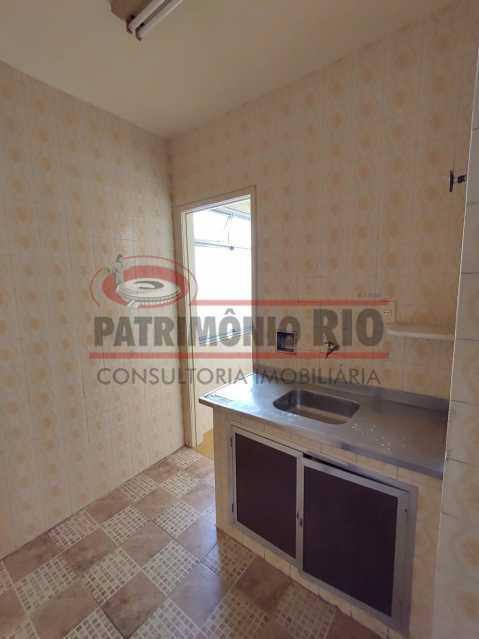 24 - Apartamento 2quartos desocupado próximo Universidade Celso Lisboa - PAAP24340 - 25