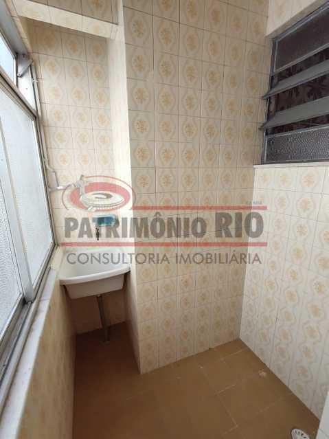 25 - Apartamento 2quartos desocupado próximo Universidade Celso Lisboa - PAAP24340 - 26