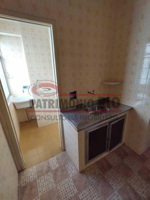 26 - Apartamento 2quartos desocupado próximo Universidade Celso Lisboa - PAAP24340 - 27
