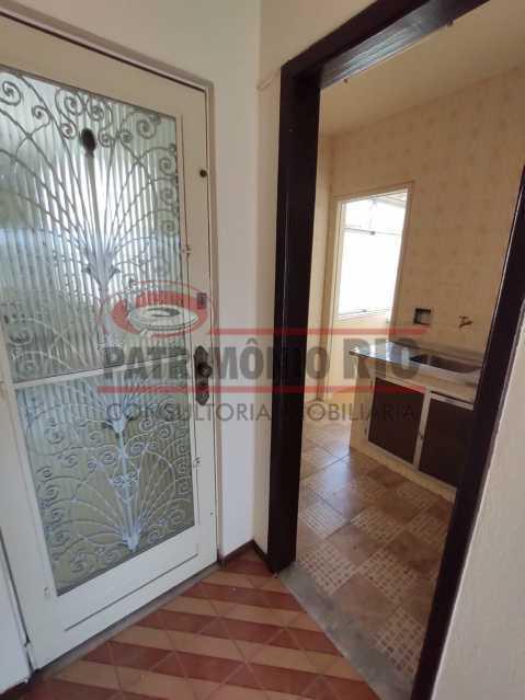 27 - Apartamento 2quartos desocupado próximo Universidade Celso Lisboa - PAAP24340 - 28
