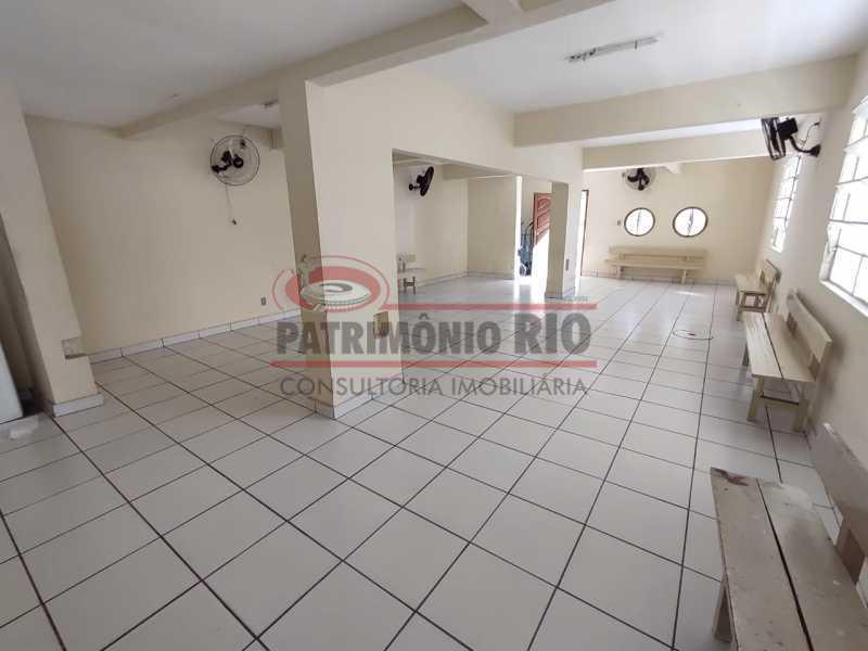29 - Apartamento 2quartos desocupado próximo Universidade Celso Lisboa - PAAP24340 - 30