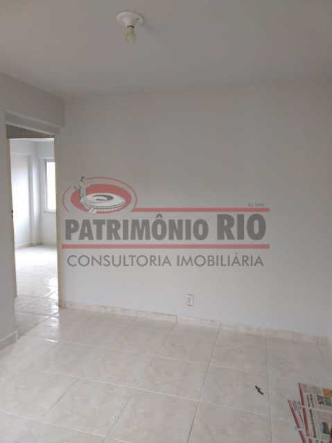 5 - Apartamento, Brás de Pina, 1quarto e documento perfeito! - PAAP10495 - 1