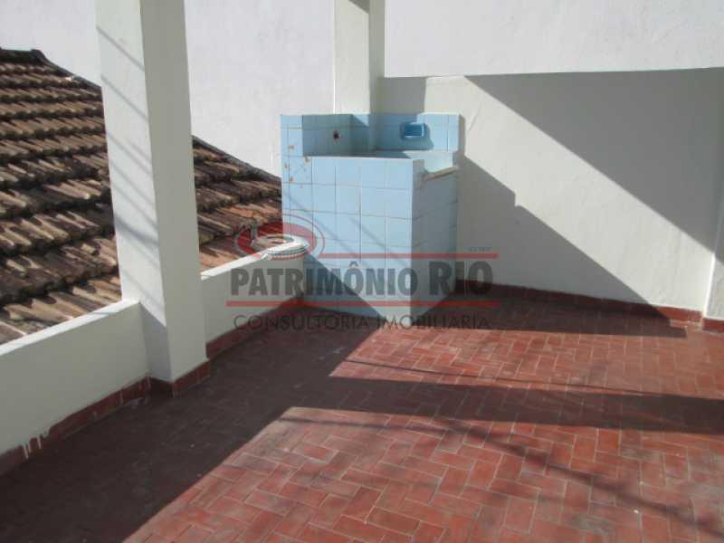 IMG_2960 - Espetacular Casa Linear, 2quartos, vaga de garagem, desocupada - Vila Kosmos - PACA20603 - 27