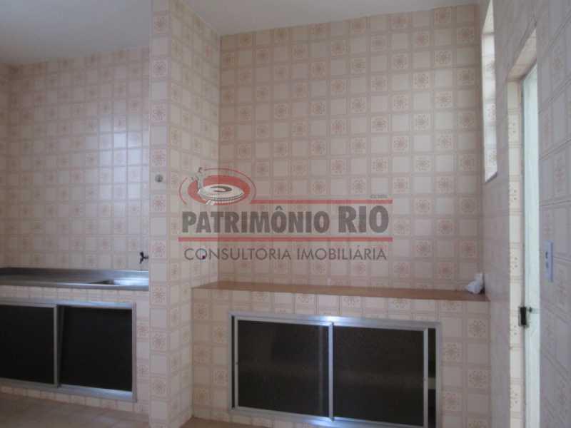 IMG_2965 - Espetacular Casa Linear, 2quartos, vaga de garagem, desocupada - Vila Kosmos - PACA20603 - 23
