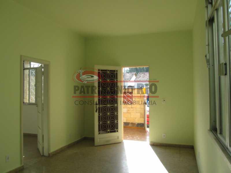 IMG_2980 - Espetacular Casa Linear, 2quartos, vaga de garagem, desocupada - Vila Kosmos - PACA20603 - 9