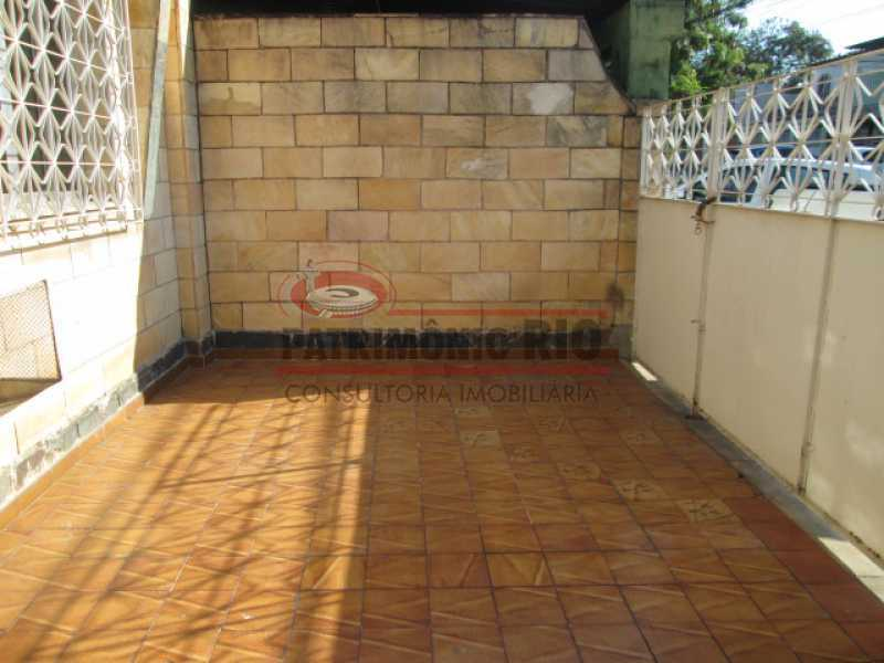 IMG_2981 - Espetacular Casa Linear, 2quartos, vaga de garagem, desocupada - Vila Kosmos - PACA20603 - 5