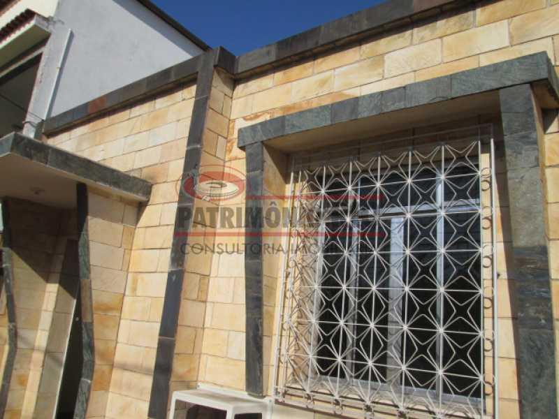 IMG_2983 - Espetacular Casa Linear, 2quartos, vaga de garagem, desocupada - Vila Kosmos - PACA20603 - 3