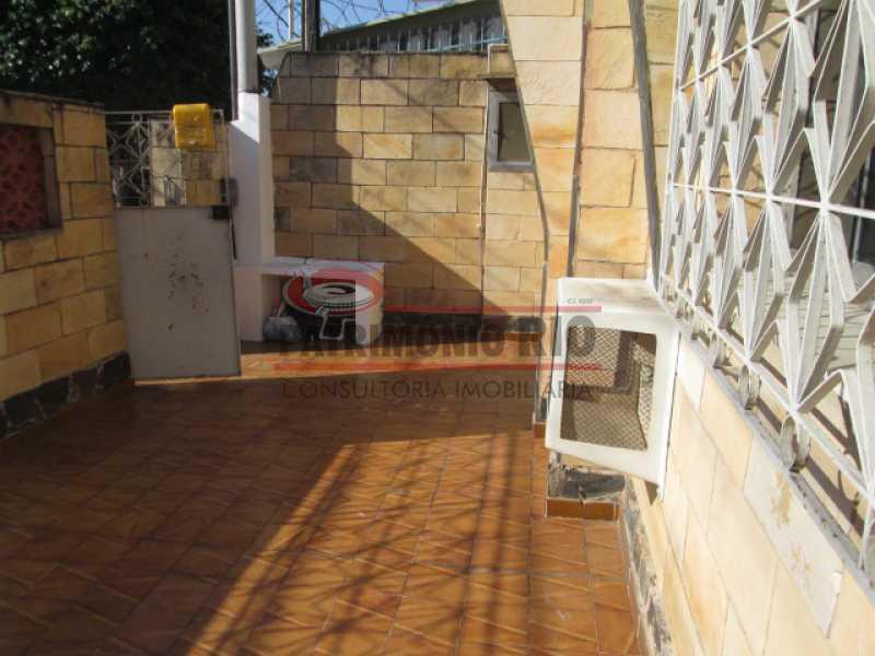 IMG_2984 - Espetacular Casa Linear, 2quartos, vaga de garagem, desocupada - Vila Kosmos - PACA20603 - 7