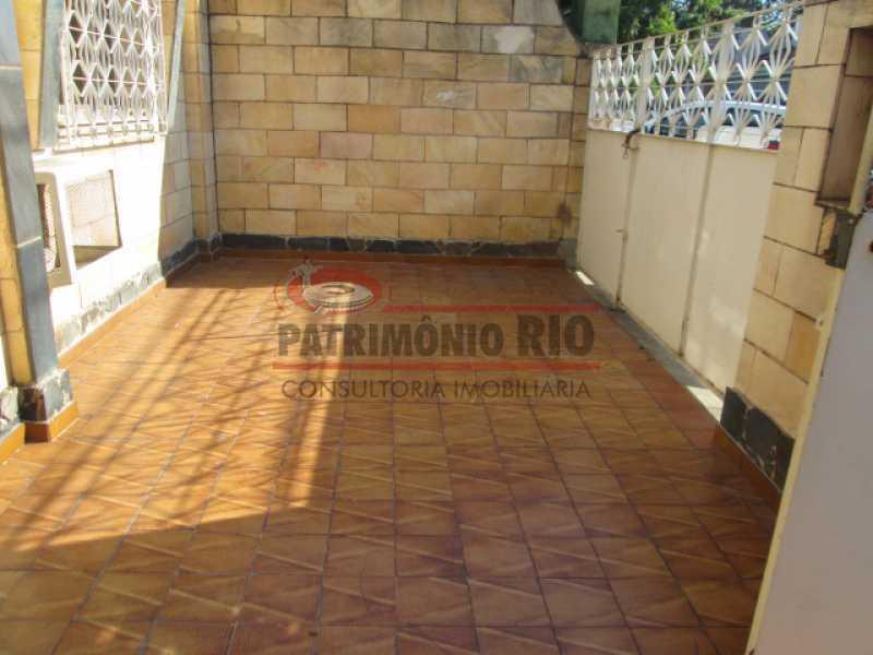 IMG_2985 - Espetacular Casa Linear, 2quartos, vaga de garagem, desocupada - Vila Kosmos - PACA20603 - 4