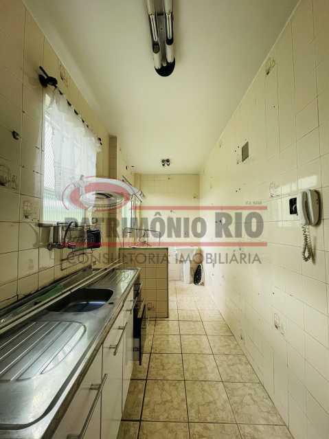 IMG_8090 - Cavalcanti - Apartamento - 2quartos - vaga na escritura - PAAP24349 - 21
