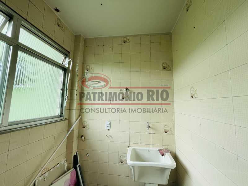 IMG_8093 - Cavalcanti - Apartamento - 2quartos - vaga na escritura - PAAP24349 - 26
