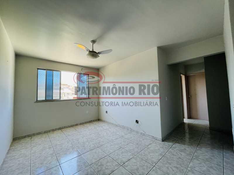 IMG_8098 - Cavalcanti - Apartamento - 2quartos - vaga na escritura - PAAP24349 - 4