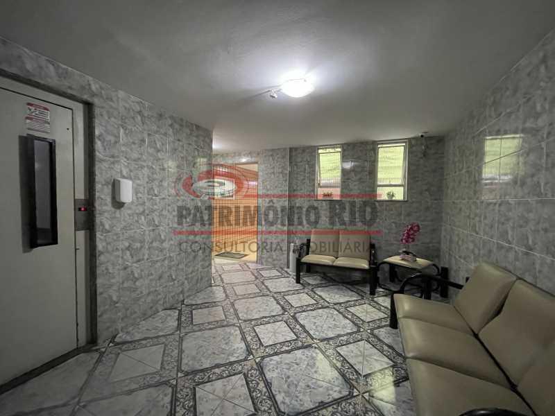 IMG_8110 - Cavalcanti - Apartamento - 2quartos - vaga na escritura - PAAP24349 - 27