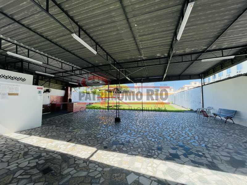 IMG_8111 - Cavalcanti - Apartamento - 2quartos - vaga na escritura - PAAP24349 - 28