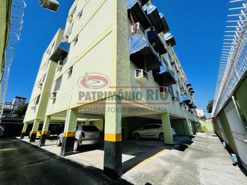 IMG_8119 - Cavalcanti - Apartamento - 2quartos - vaga na escritura - PAAP24349 - 1