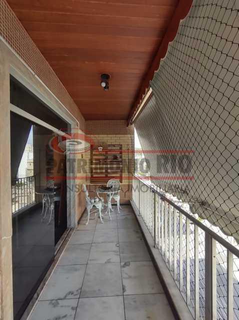 2 - Maravilhoso Apartamento, Condomínio Nova Valqueire, 1vaga escritura e documento perfeito pode Financiar - PAAP24350 - 7