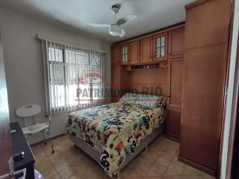 4 - Maravilhoso Apartamento, Condomínio Nova Valqueire, 1vaga escritura e documento perfeito pode Financiar - PAAP24350 - 8