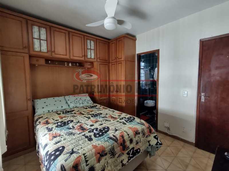 5 - Maravilhoso Apartamento, Condomínio Nova Valqueire, 1vaga escritura e documento perfeito pode Financiar - PAAP24350 - 9