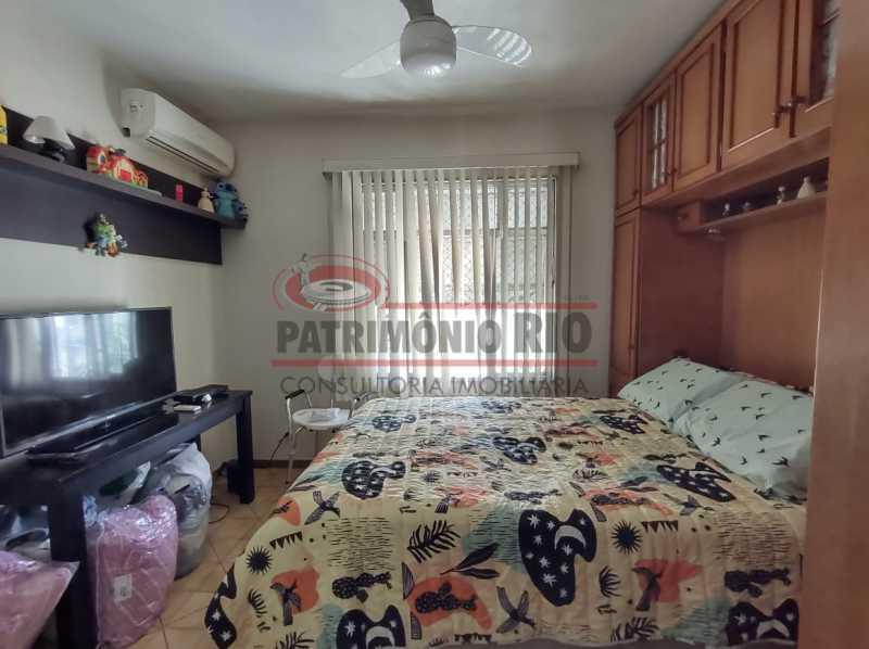 9 - Maravilhoso Apartamento, Condomínio Nova Valqueire, 1vaga escritura e documento perfeito pode Financiar - PAAP24350 - 10