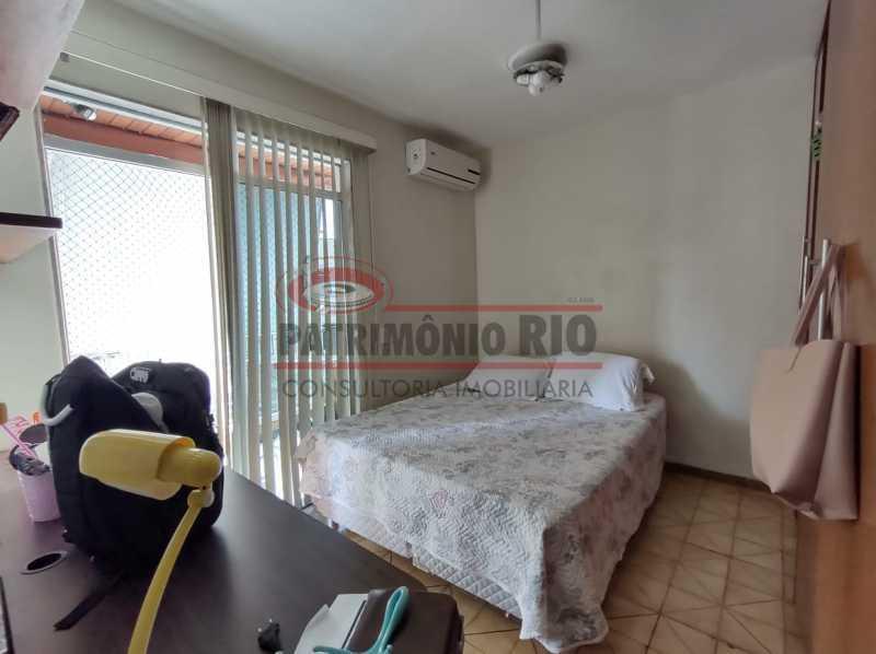 11 - Maravilhoso Apartamento, Condomínio Nova Valqueire, 1vaga escritura e documento perfeito pode Financiar - PAAP24350 - 12