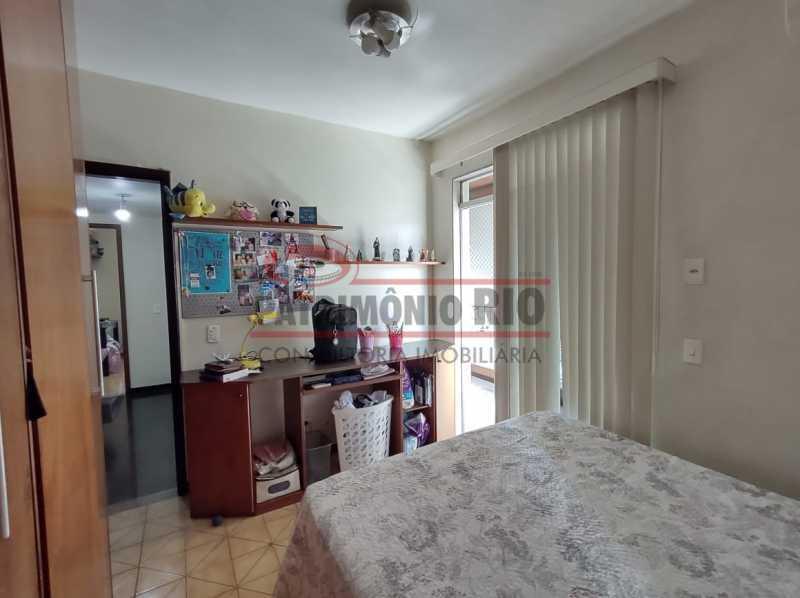 12 - Maravilhoso Apartamento, Condomínio Nova Valqueire, 1vaga escritura e documento perfeito pode Financiar - PAAP24350 - 13