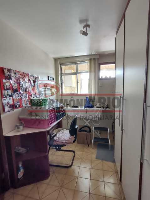 15 - Maravilhoso Apartamento, Condomínio Nova Valqueire, 1vaga escritura e documento perfeito pode Financiar - PAAP24350 - 18