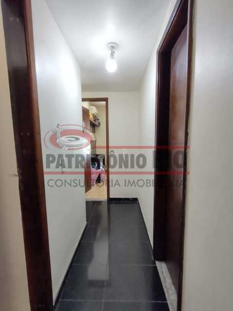 16 - Maravilhoso Apartamento, Condomínio Nova Valqueire, 1vaga escritura e documento perfeito pode Financiar - PAAP24350 - 22