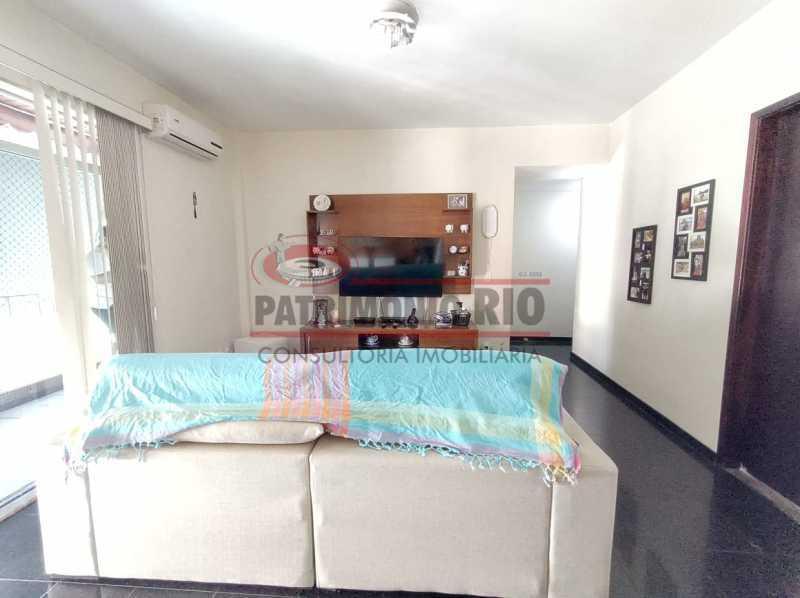 19 - Maravilhoso Apartamento, Condomínio Nova Valqueire, 1vaga escritura e documento perfeito pode Financiar - PAAP24350 - 3