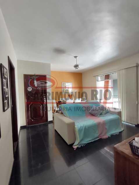 20 - Maravilhoso Apartamento, Condomínio Nova Valqueire, 1vaga escritura e documento perfeito pode Financiar - PAAP24350 - 5