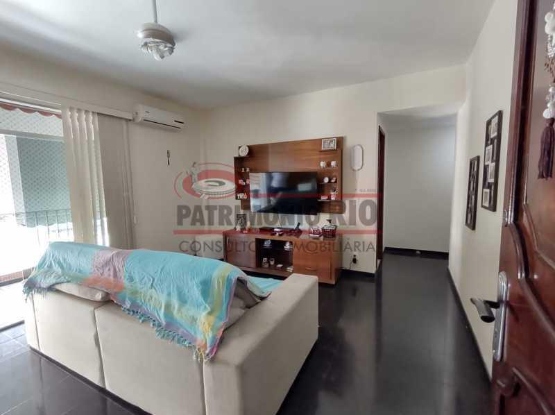 21 - Maravilhoso Apartamento, Condomínio Nova Valqueire, 1vaga escritura e documento perfeito pode Financiar - PAAP24350 - 1