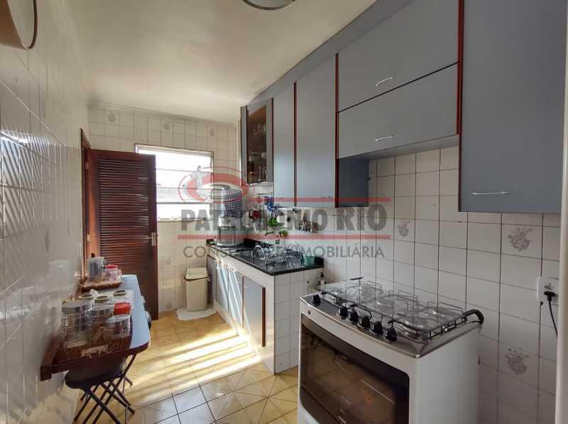 23 - Maravilhoso Apartamento, Condomínio Nova Valqueire, 1vaga escritura e documento perfeito pode Financiar - PAAP24350 - 23