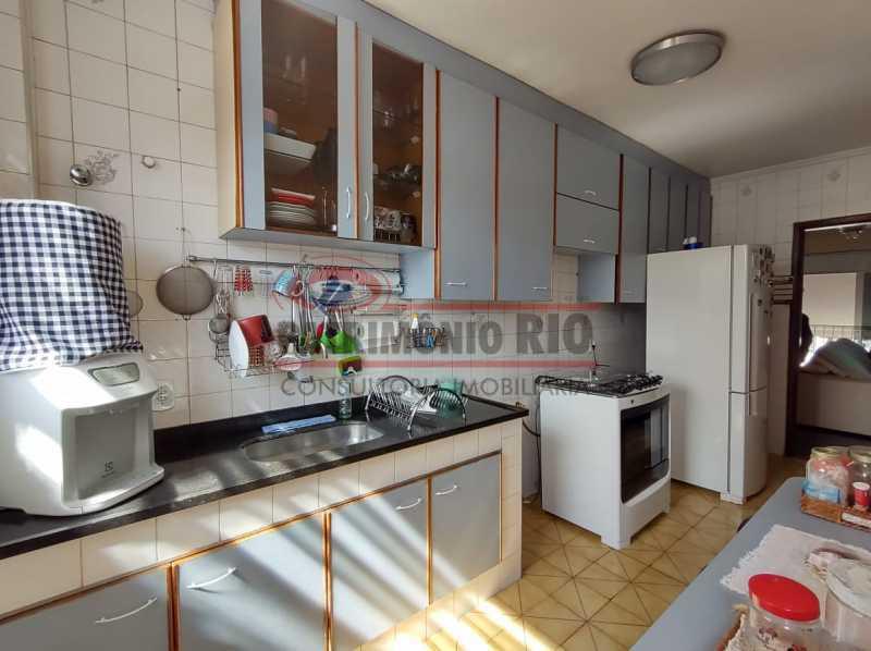 25 - Maravilhoso Apartamento, Condomínio Nova Valqueire, 1vaga escritura e documento perfeito pode Financiar - PAAP24350 - 20