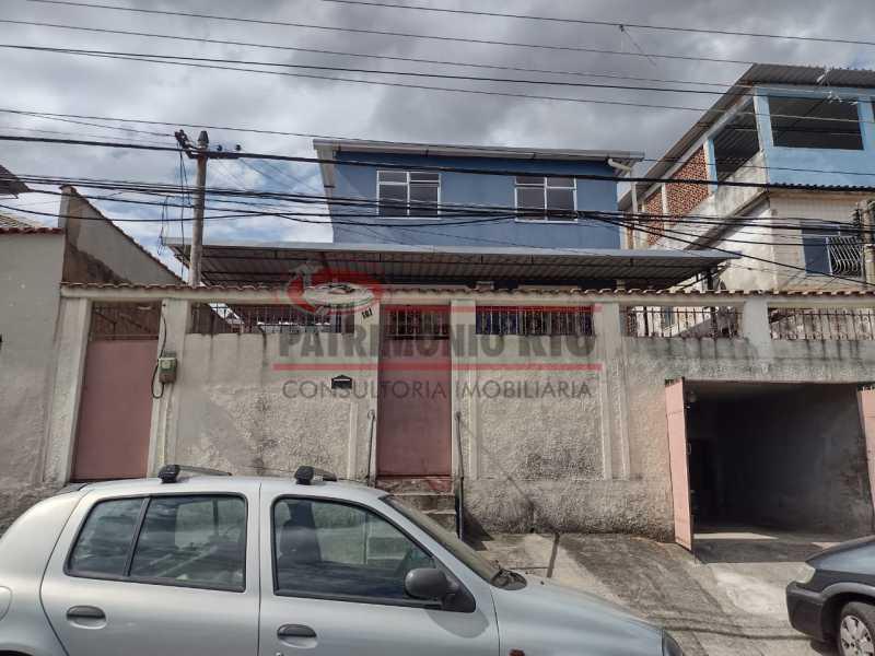 f256 - Ótima Casa 3quartos Cordovil - PACA30563 - 1