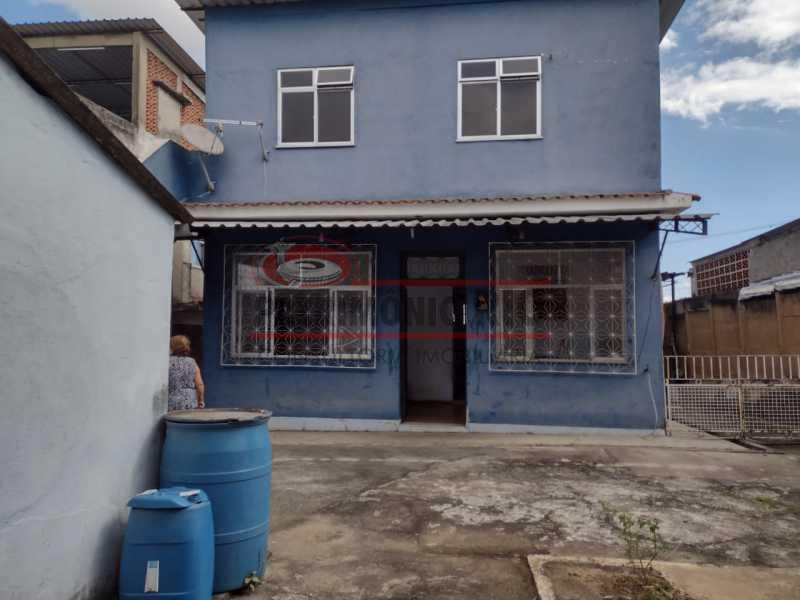 f225 - Ótima Casa 3quartos Cordovil - PACA30563 - 21