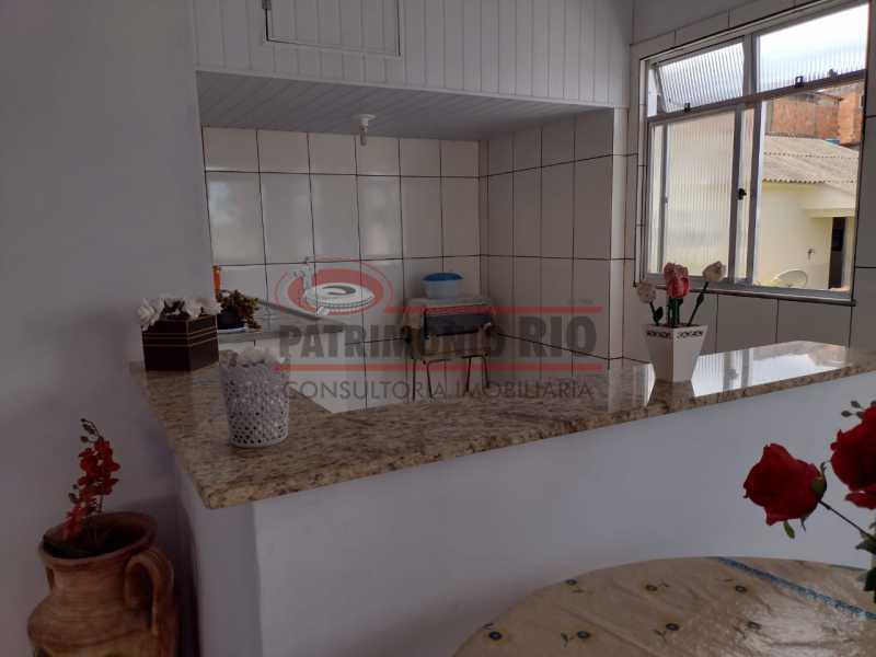 f222 - Ótima Casa 3quartos Cordovil - PACA30563 - 19
