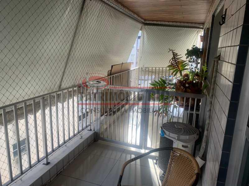 WhatsApp Image 2021-04-28 at 1 - Excelente Apartamento Vila Valqueire próximo Pça Saiqui - PAAP31117 - 1