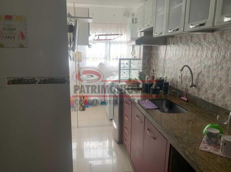 WhatsApp Image 2021-04-28 at 1 - Excelente Apartamento Vila Valqueire próximo Pça Saiqui - PAAP31117 - 14