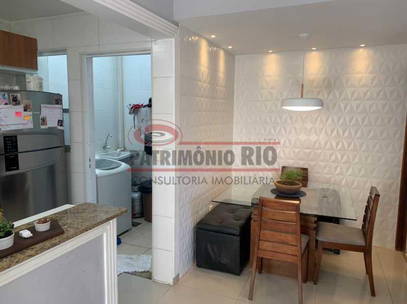 WhatsApp Image 2021-04-27 at 1 - Casa 2quartos Ramos - PACN20140 - 1