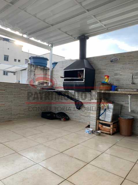 WhatsApp Image 2021-04-27 at 1 - Casa 2quartos Ramos - PACN20140 - 16