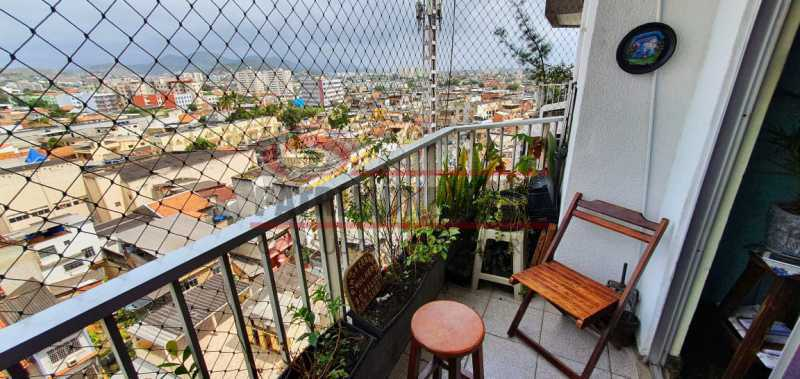 WhatsApp Image 2021-04-26 at 2 - Apartamento 2quartos Madureira - PAAP24367 - 3