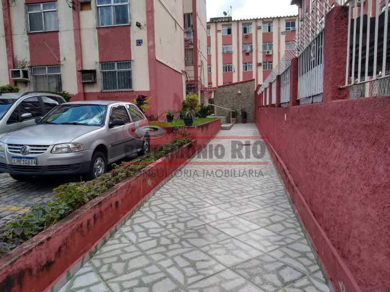 RZ23 - Ótimo apartamento de 1 quarto. - PAAP10497 - 20