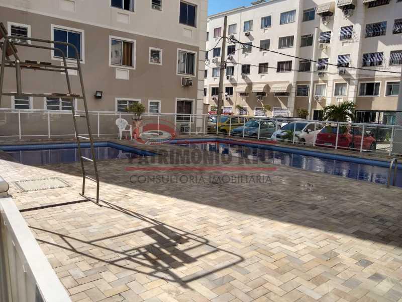 R das Serras 1 - Ótimo apartamento de 2 quartos. - PAAP24369 - 19