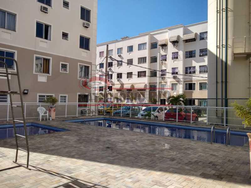 R das Serras3 - Ótimo apartamento de 2 quartos. - PAAP24369 - 23