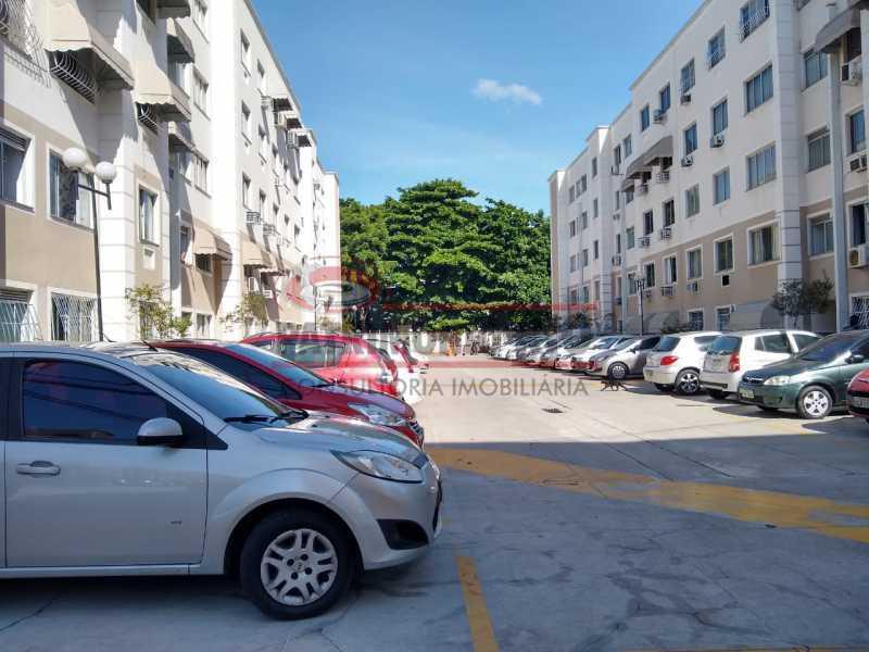 R das Serras4 - Ótimo apartamento de 2 quartos. - PAAP24369 - 20