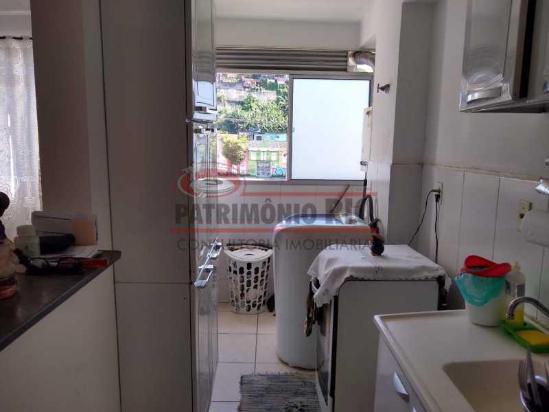 R das Serras31 - Ótimo apartamento de 2 quartos. - PAAP24369 - 4