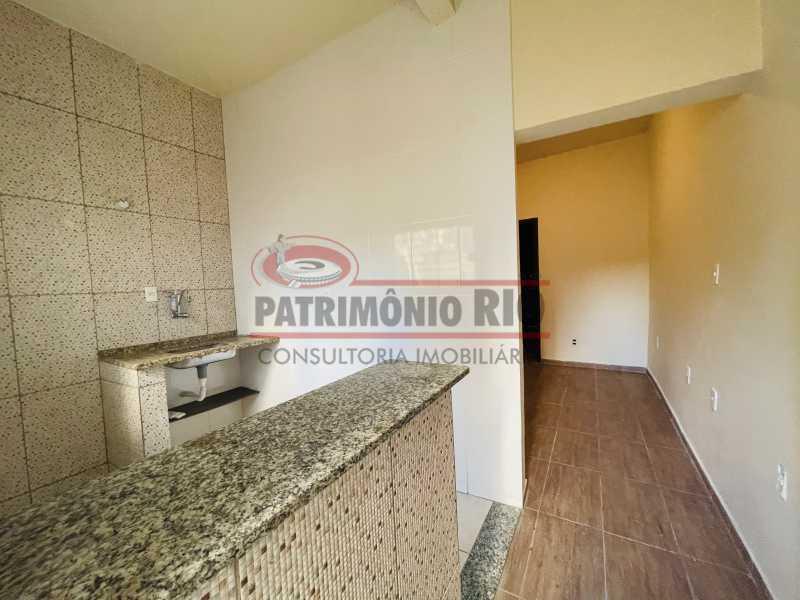 IMG_0126 - Apartamento Tipo Casa - 1quartos - Térreo - PAAP10498 - 18