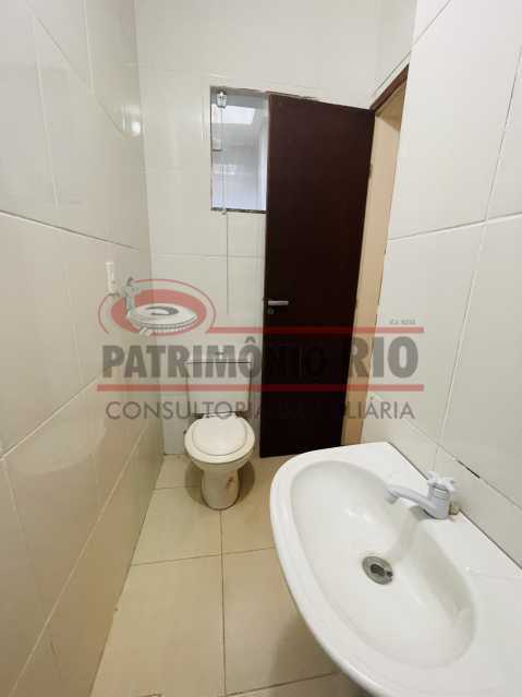 IMG_0129 - Apartamento Tipo Casa - 1quartos - Térreo - PAAP10498 - 13