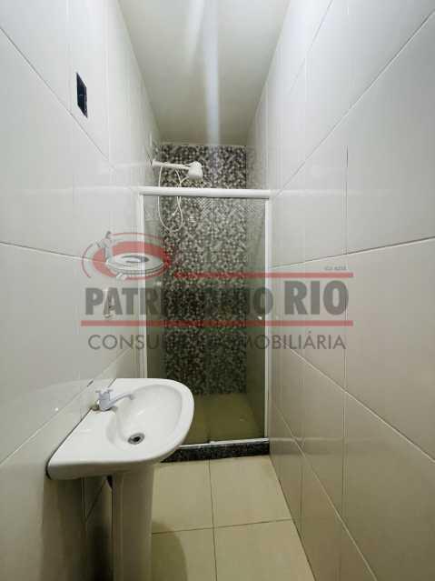 IMG_0131 - Apartamento Tipo Casa - 1quartos - Térreo - PAAP10498 - 14