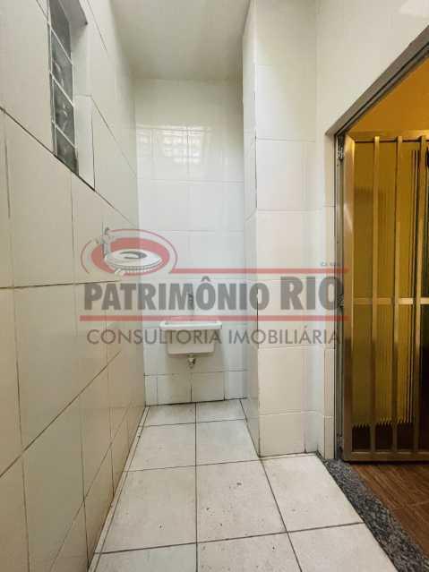 IMG_0133 - Apartamento Tipo Casa - 1quartos - Térreo - PAAP10498 - 22