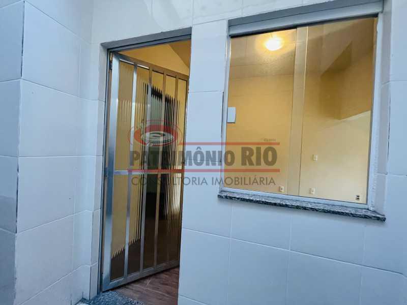 IMG_0134 - Apartamento Tipo Casa - 1quartos - Térreo - PAAP10498 - 21